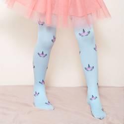 Panty medias unicornios