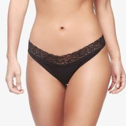 Calzón bikini encaje